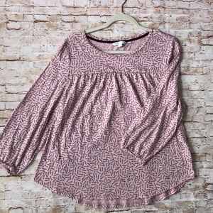 Boden Tops - Boden 3/4 sleeve top